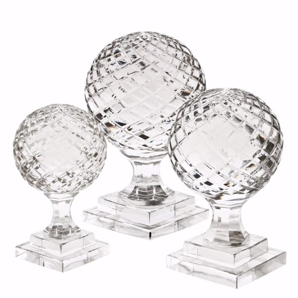 Picture of Object Arabesque set of 3