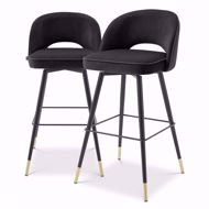 Picture of BAR STOOL CLIFF SET OF 2