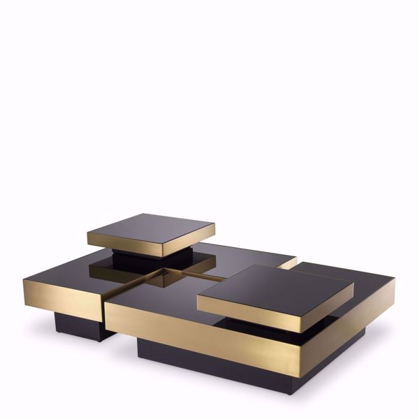Picture of COFFEE TABLE NIO SET OF 4