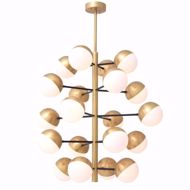 Picture of CHANDELIER CONA L